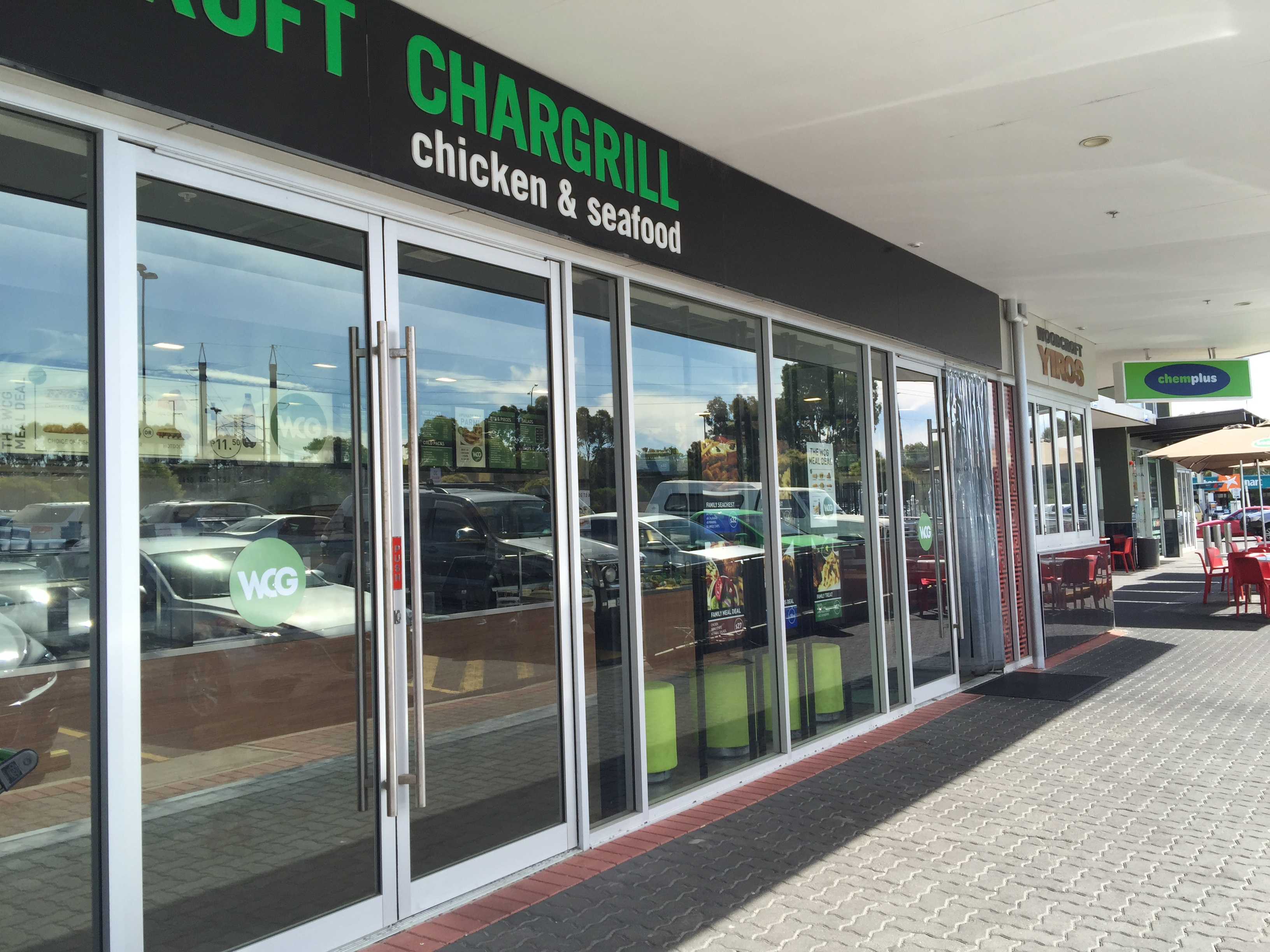 Woodcroft Chargrill Chicken & Seafood