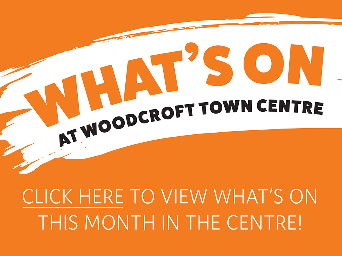 Woodcroft town centre mall